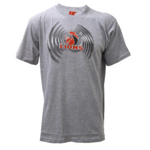 Lions T-Shirt Grey