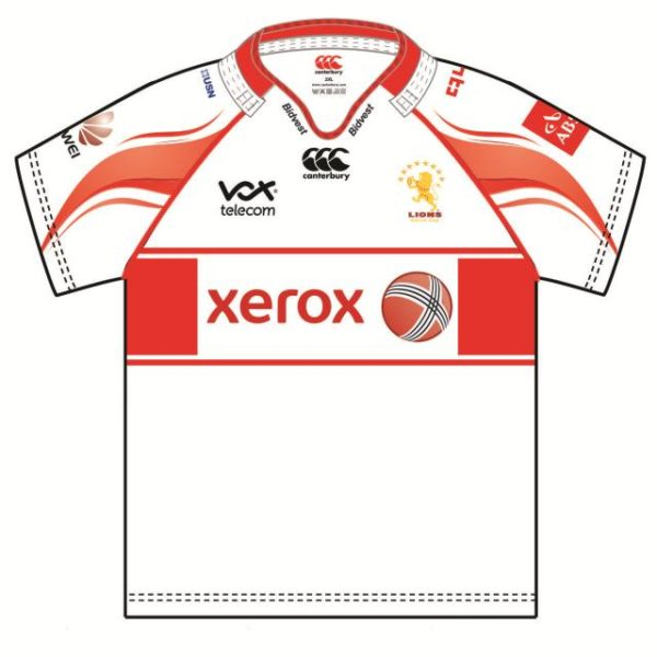 Lions Currie Cup 2016 Boys